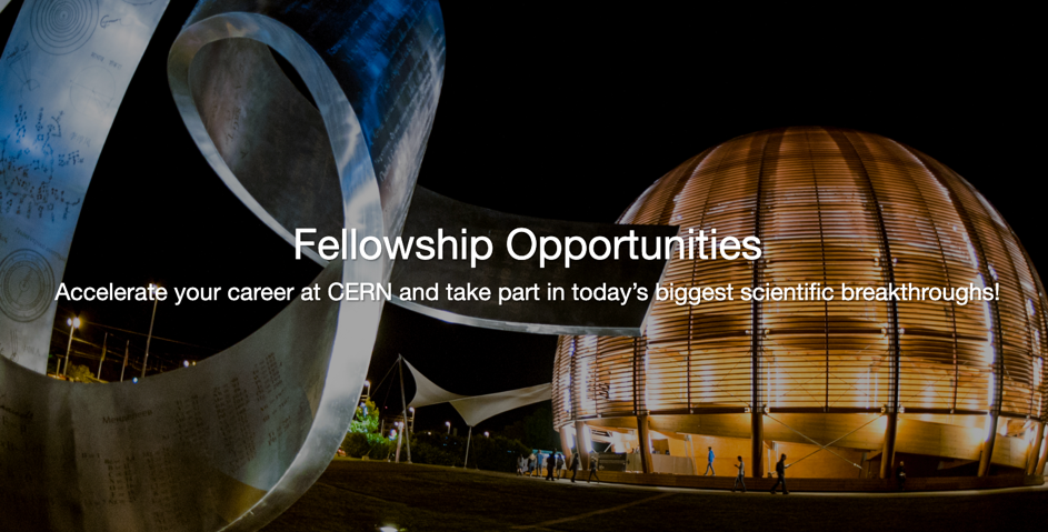 Apply for cerns fellowship programmes a517428a 50c9 41b0 a103 e5b366944818
