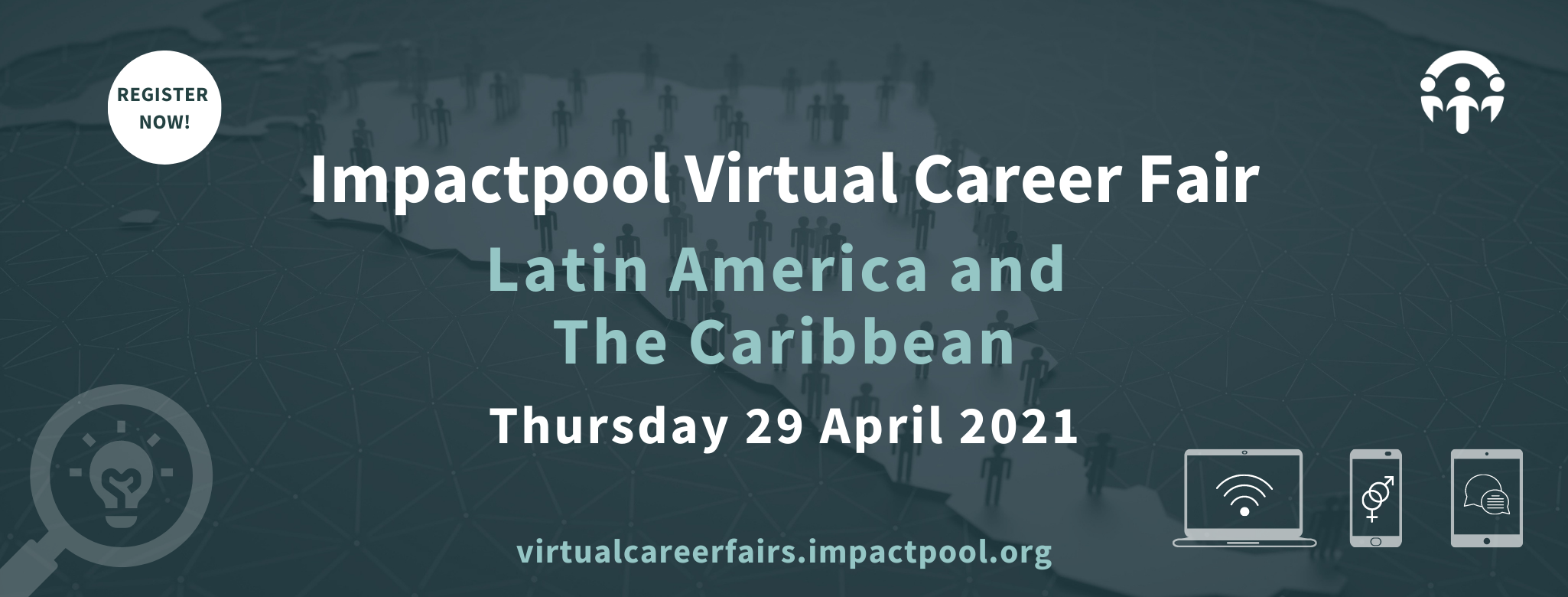 An impactpool virtual career fair for latin america and the caribbean 005d1800 5937 4f96 8c53 278958be96e2