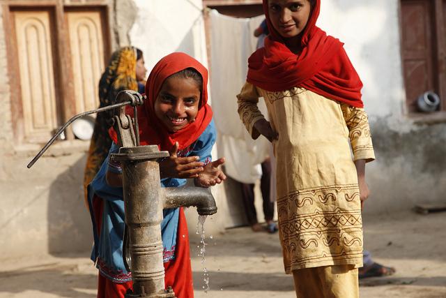 Dfid clean water