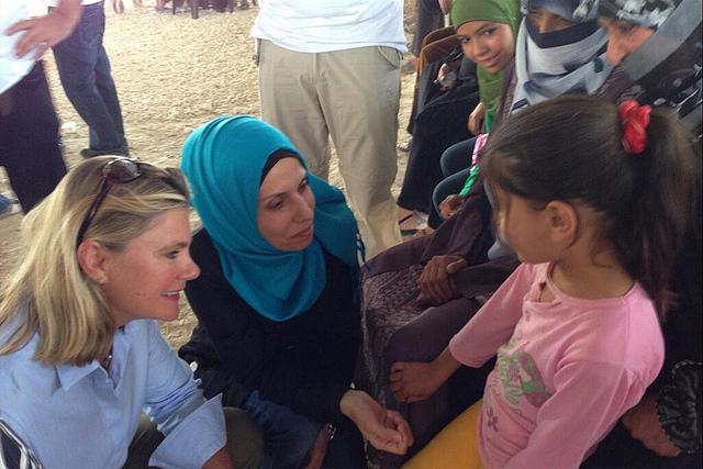 Dfid refugee