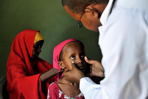 Doctor somalia