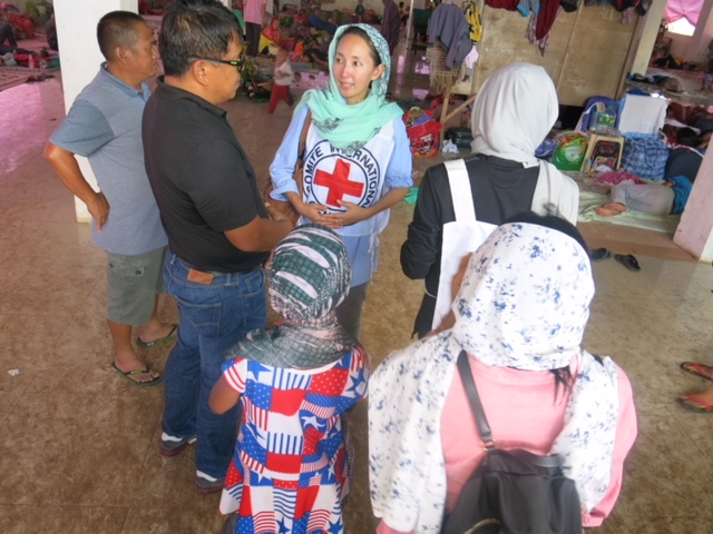 Draft working for the icrc   meet tomoko matsuzawa head of office cotabato the philippines 3b659d06 042a 4a5b b789 df8cf819b065
