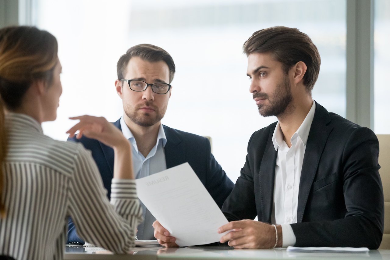 How to fight recruiter bias in interviews 18f79cd8 9a09 41e1 8540 6fbc12817535