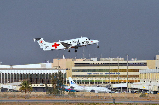 Icrc plane