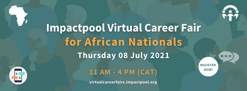 Impactpool launches its dedicated virtual career fair for african nationals 12a50748 ee84 4371 b2c4 605082ff27fb