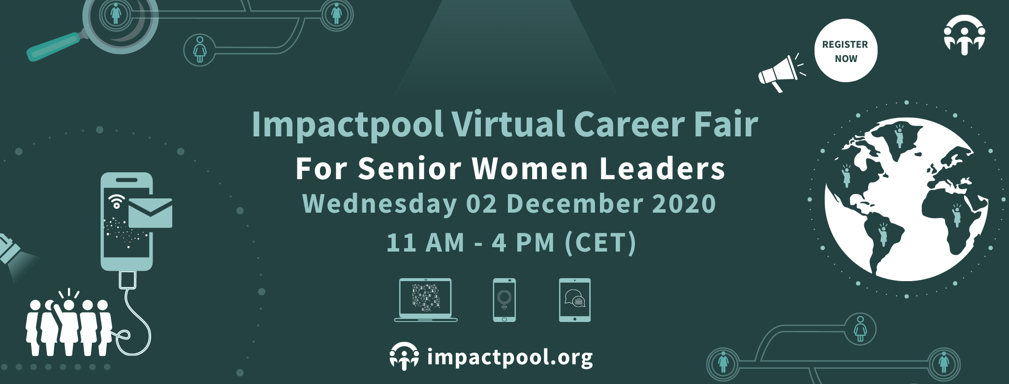 Impactpool virtual career fair for senior women 4908314f b3e0 4bc4 9de1 9d0943531e0a
