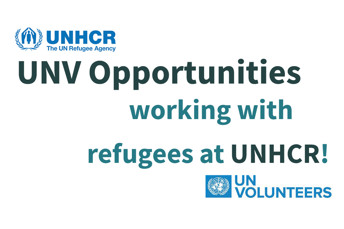 International volunteers day 2019 unv opportunities with unhcr 756e1acb d164 43e0 ba2a cb88fcf2d733