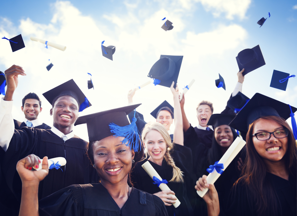 Istock graduates