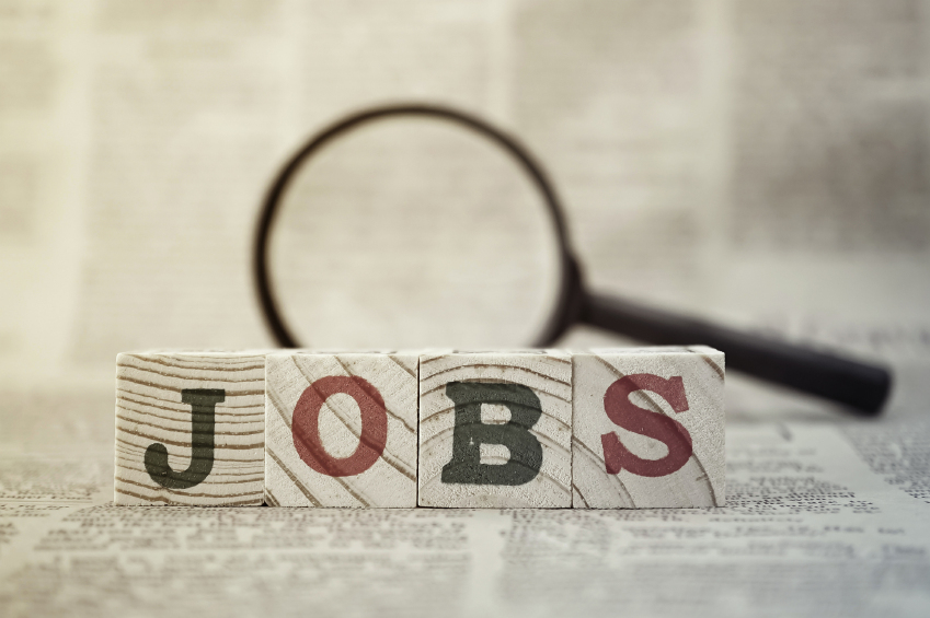 Least applied jobs 27may