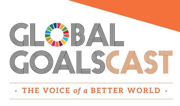 News new podcast about the global goals 5b930d21 cf77 429a b4cc 56b55843a7d5