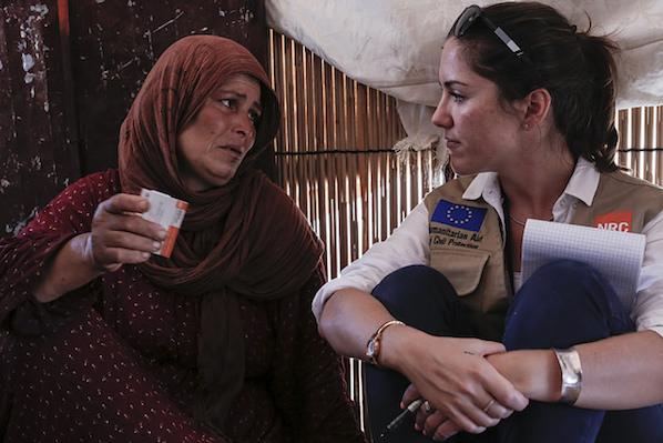 Nrc icla syria
