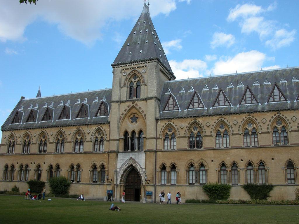 Oxford university   adam hopkinson