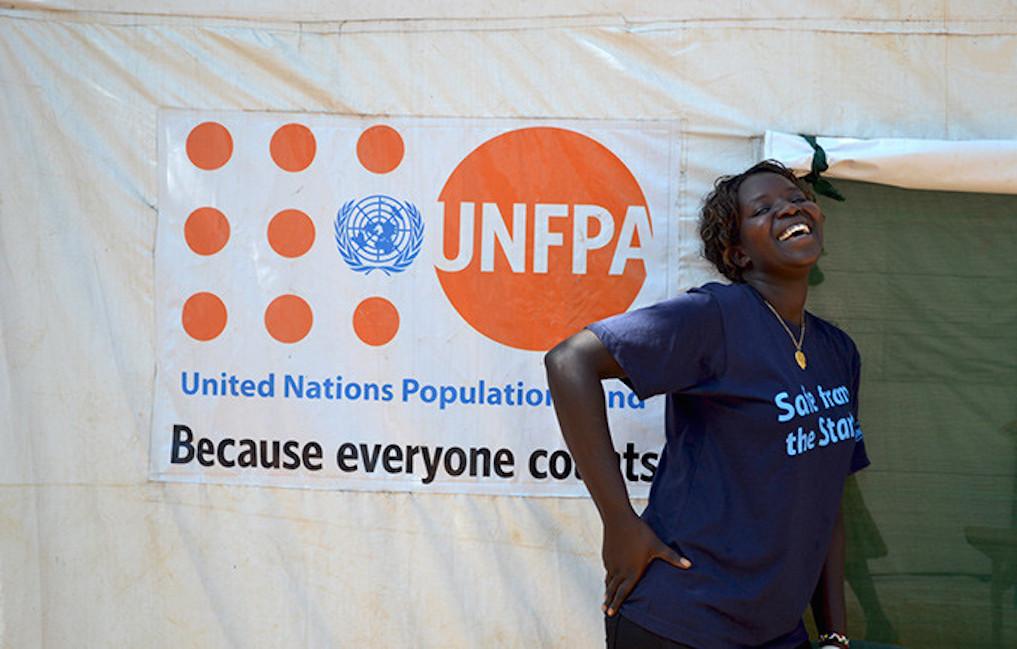 Unfpa southsudan