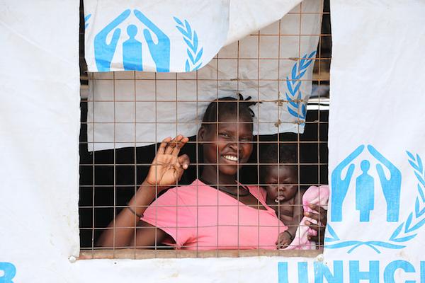 Unhcr refugees uganda