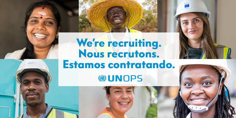 Unops is seeking to hire women in multiple roles ba6807bd de30 4bf3 bb6b 748869781446