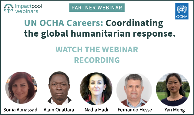 Watch the webinar   un ocha careers coordinating the global humanitarian response aa9a03f1 93e7 45c9 b72e 79aa54808288