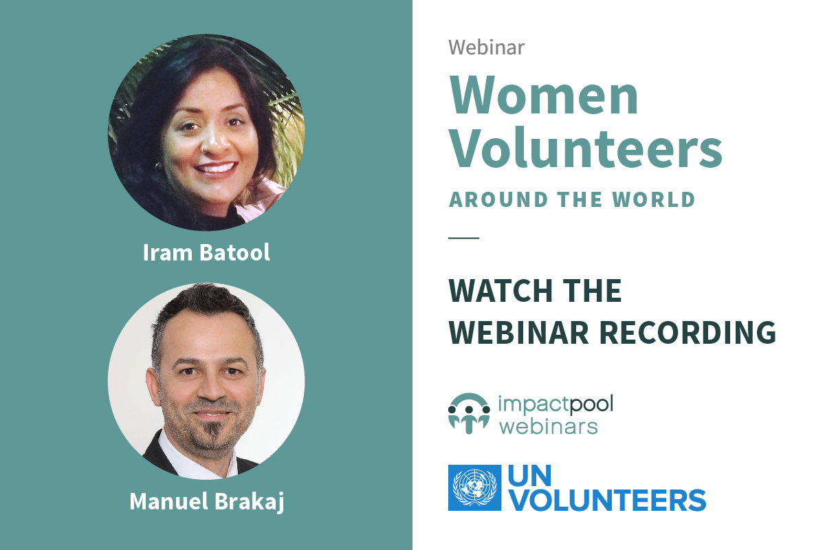 Watch the webinar unv women volunteers around the world a4202c6d 7917 439c 98b5 30c98b7b4377