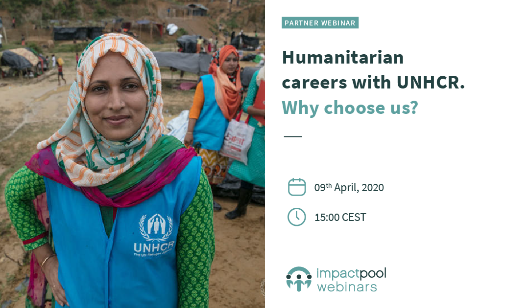 Webinar humanitarian careers with unhcr why choose us 333b4126 2f59 40e9 88a0 124427e4c655