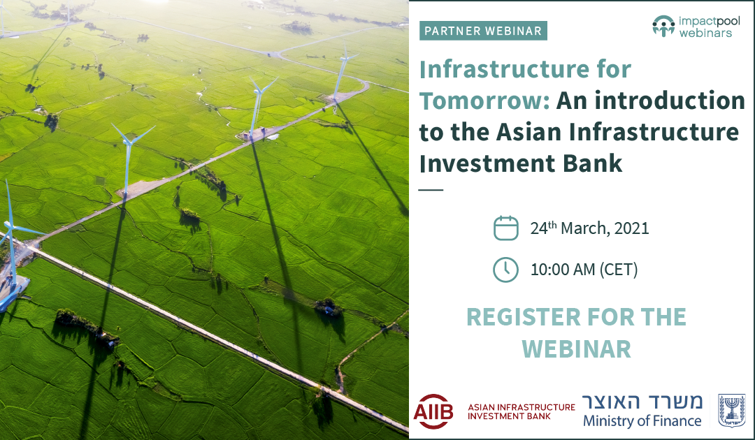 Webinar i4t infrastructure for tomorrow an introduction to the asian infrastructure investment bank 2ed1868d 529a 4b5c 9d5d 6e6fdf85ab8a