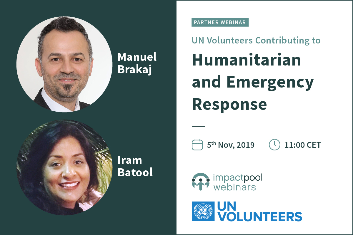 Webinar un volunteers contributing to humanitarian and emergency response 1e30479f d1d3 43a3 b83a 683a1f4eccd1