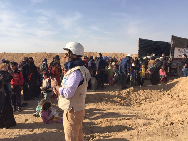 What is it like working at an unhcr refugee camp 930e4d5c 543c 48ef 9614 008629886aa6
