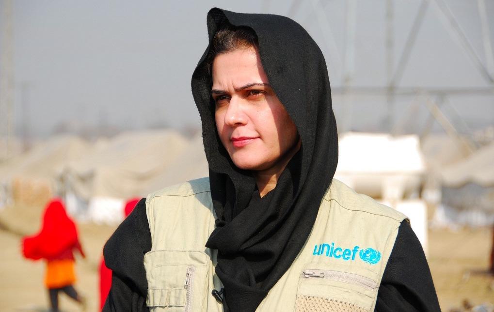 Working for unicef meet shandana aurangzeb reports specialist pakistan eb28cbc3 9e0f 45b7 90b2 7515f5b2e235