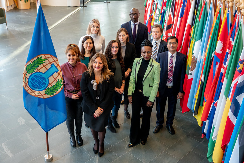 Working together for a world free of chemical weapons   meet silvina coria at opcw 491d1e9a 398d 4e93 bc9e e5655d0a3261